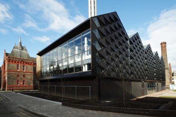 University of Liverpool Decentralised Energy Centre